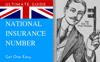 Get your National Insurance Number ASAP (Made Easy)