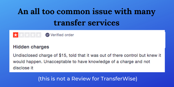 TransferWise Review - with 56,185 reviews (uncovered)